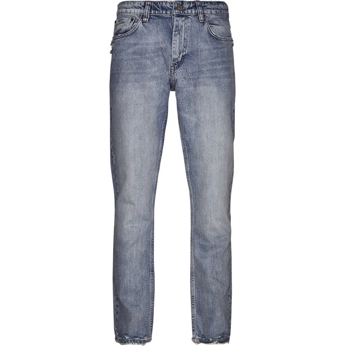 King Quan Blue - Jeans - Regular - Denim