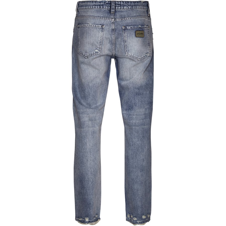 KING QUAN BLUE JJ1062 - Jeans - DENIM - 2