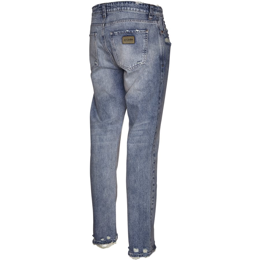KING QUAN BLUE JJ1062 - Jeans - DENIM - 3