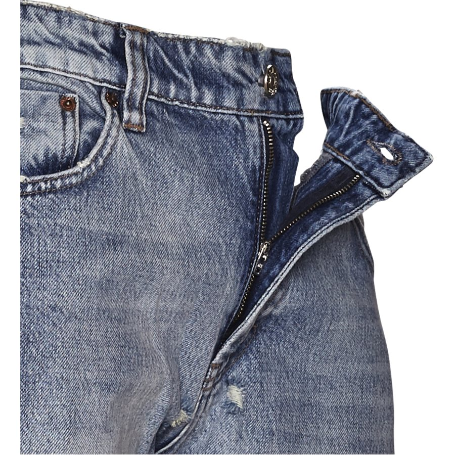 KING QUAN BLUE JJ1062 - King Quan Blue - Jeans - Regular - DENIM - 4