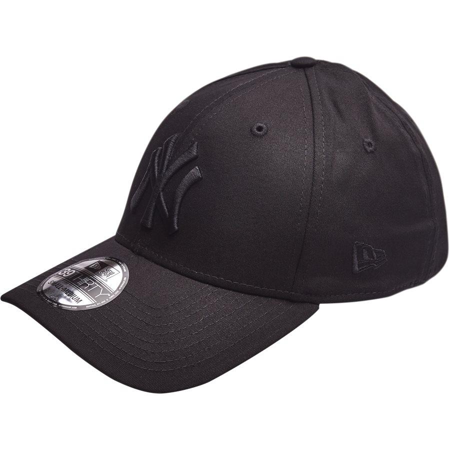 3930 LEAGUE BASIC NY - 3930 League Basic - Caps - SORT/SORT - 1
