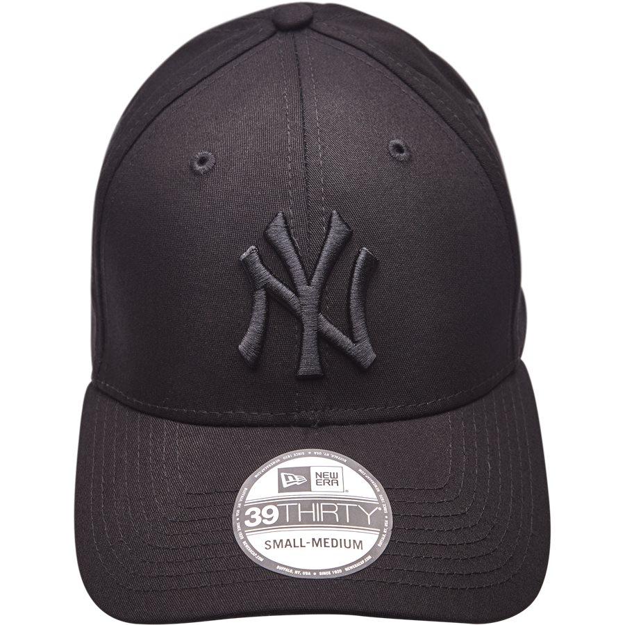 3930 LEAGUE BASIC NY - 3930 League Basic - Caps - SORT/SORT - 5