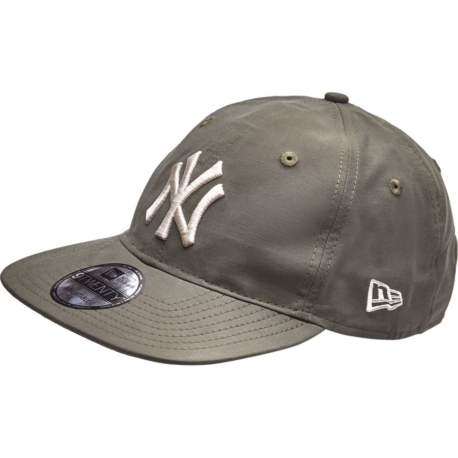 920 PACKABLE NY - 920 Packable NY - Caps - GRØN - 1