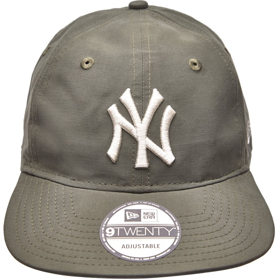 920 PACKABLE NY - 920 Packable NY - Caps - GRØN - 5