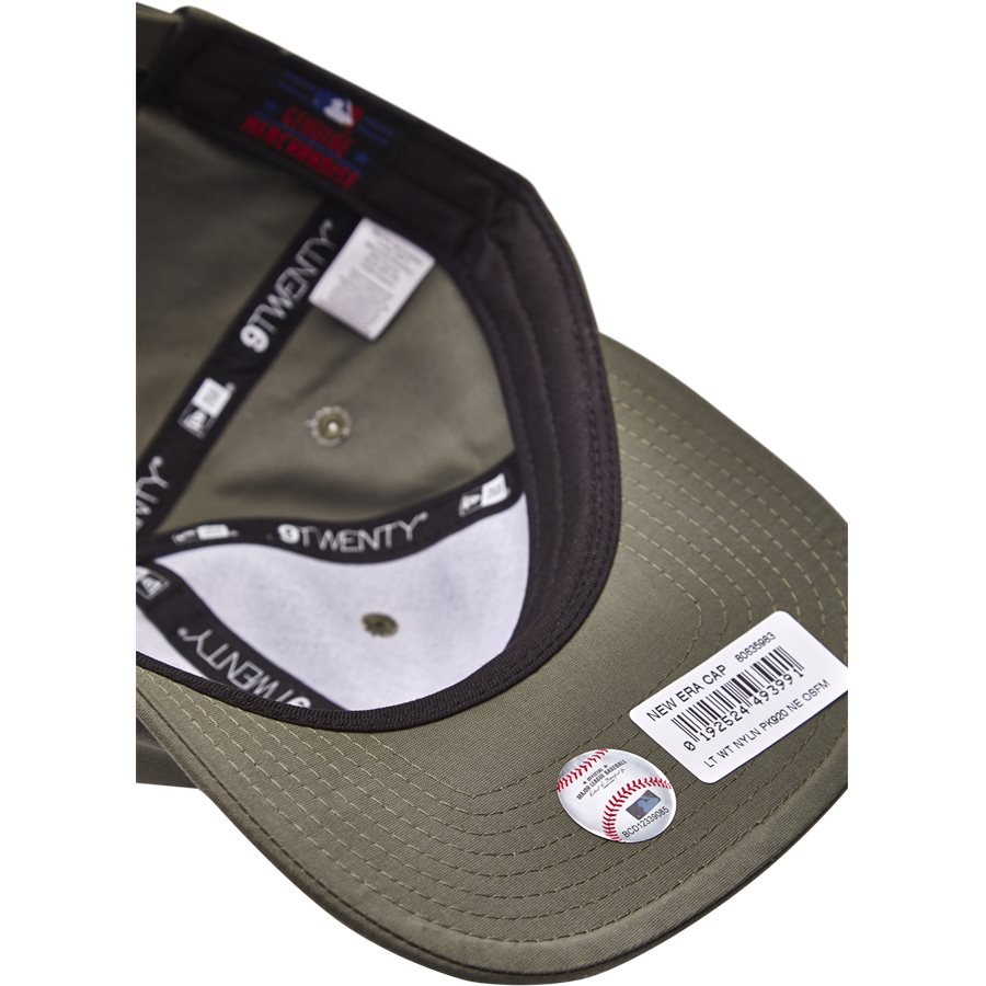 920 PACKABLE NY - 920 Packable NY - Caps - GRØN - 6