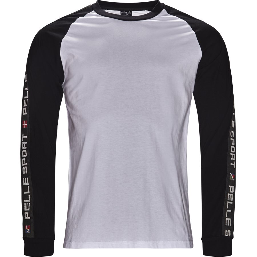 PM 3640 1803 005 - T-shirts - Regular - SORT - 1