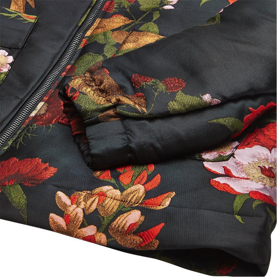 JKT-014 FLORAL - Floral - Jakker - Regular - SORT - 4