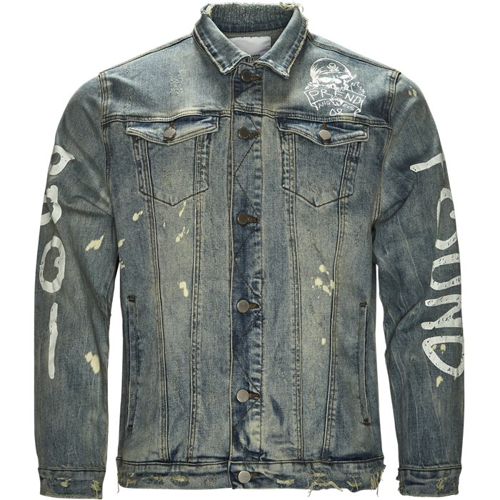 Jackets - Regular slim fit - Denim