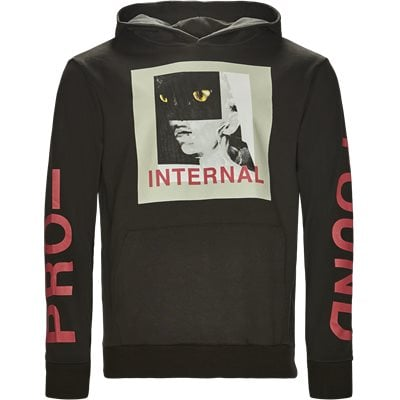Internal Sweatshirt Regular | Internal Sweatshirt | Sort