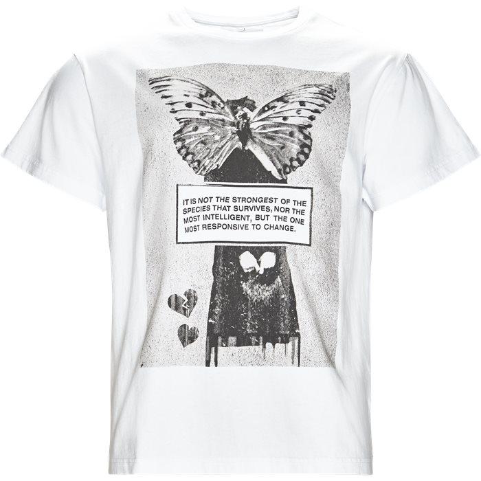 T-shirts - Regular fit - Vit