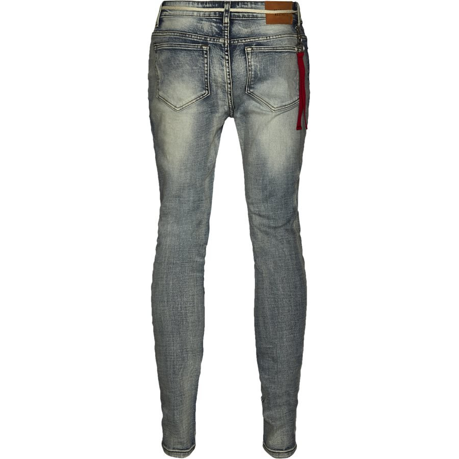 BTM-013 DESTROYED - BTM-013 DESTROYED - Jeans - Slim - DENIM - 2