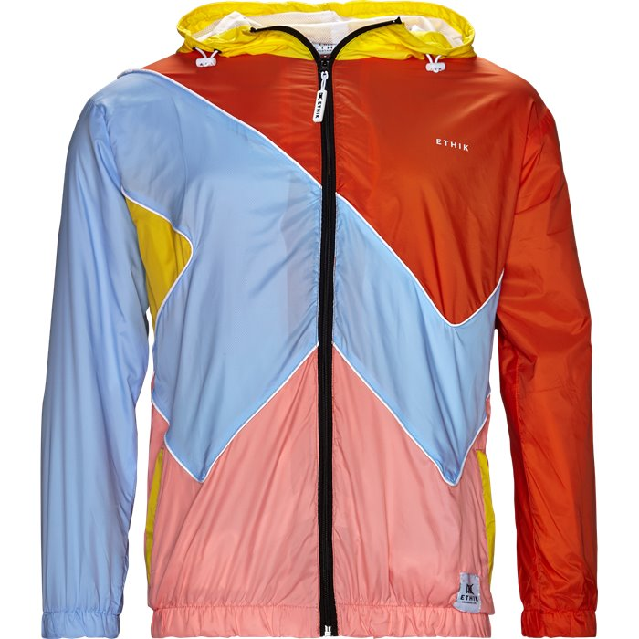 Abstract Windbreaker - Jakker - Regular - Multi