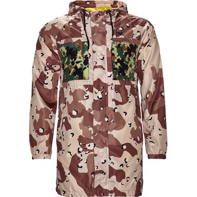Outpost Jacket Regular | Outpost Jacket | Army