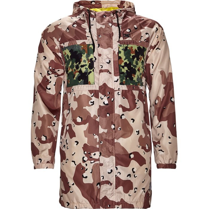 Outpost Jacket - Jakker - Regular - Army