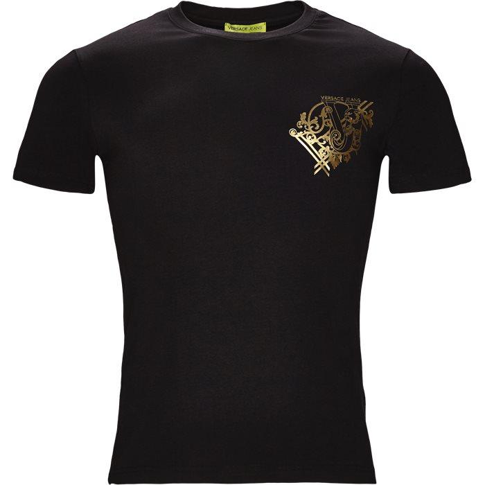 B3GSB761 - T-shirts - Slim - Sort