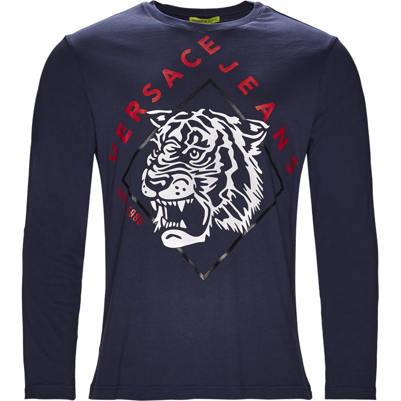 Versace jeans b3gsb74d 36590 navy fra versace jeans fra Edgy.dk