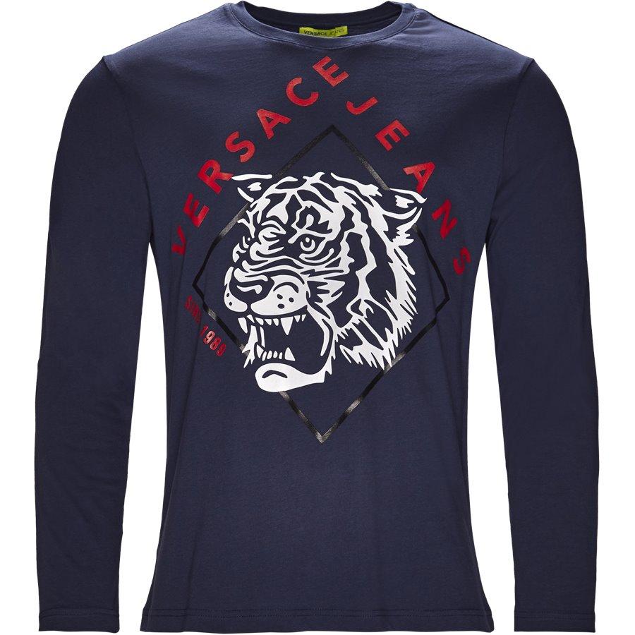B3GSB74D 36590 - B3GSB74D 36590 - T-shirts - Regular - NAVY - 1