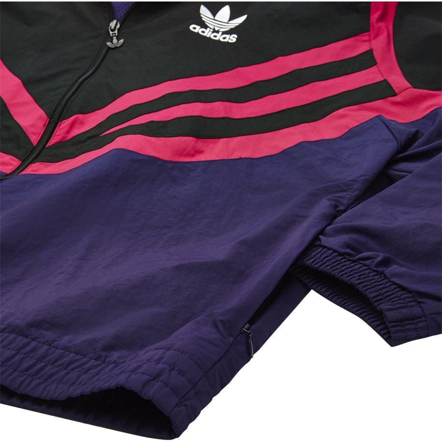SPORTIVE TRACKTOP EJ0948 - Sportive Track Top - Sweatshirts - Loose - LILLA - 4
