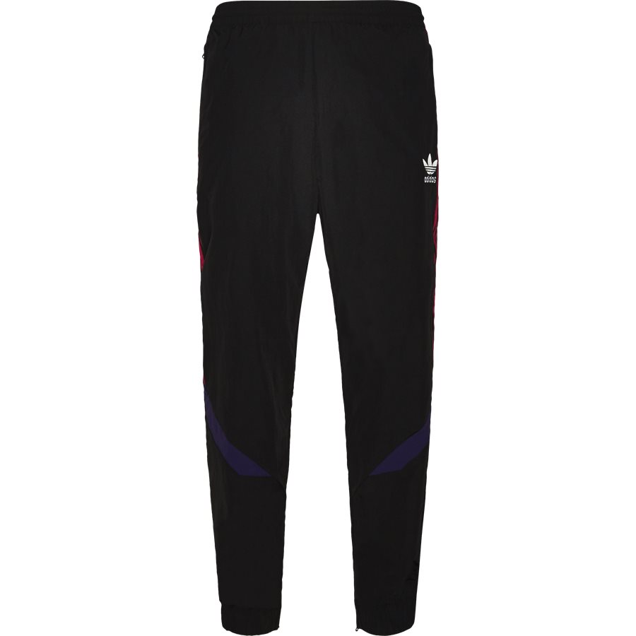 SPORTIVE TRACKPANT EJ0951 - Sportive Track Pant - Bukser - Tapered fit - SORT - 1