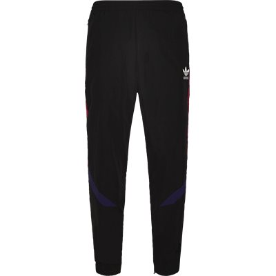 Sportive Track Pant Tapered fit | Sportive Track Pant | Sort