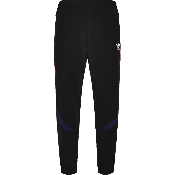 Sportive Track Pant - Bukser - Tapered fit - Sort