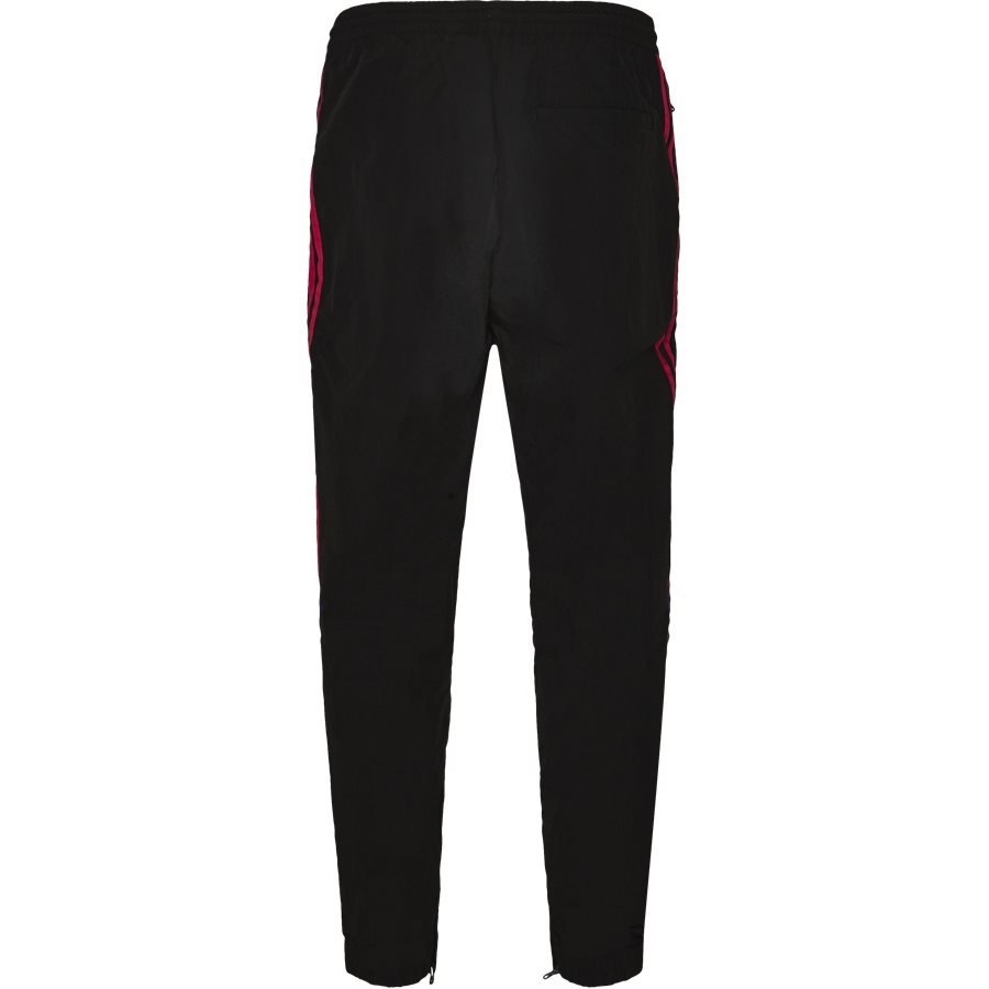 SPORTIVE TRACKPANT EJ0951 - Sportive Track Pant - Bukser - Tapered fit - SORT - 2
