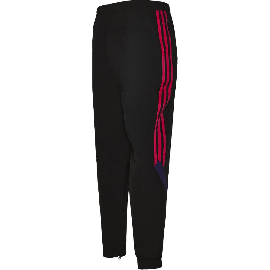 SPORTIVE TRACKPANT EJ0951 - Sportive Track Pant - Bukser - Tapered fit - SORT - 3