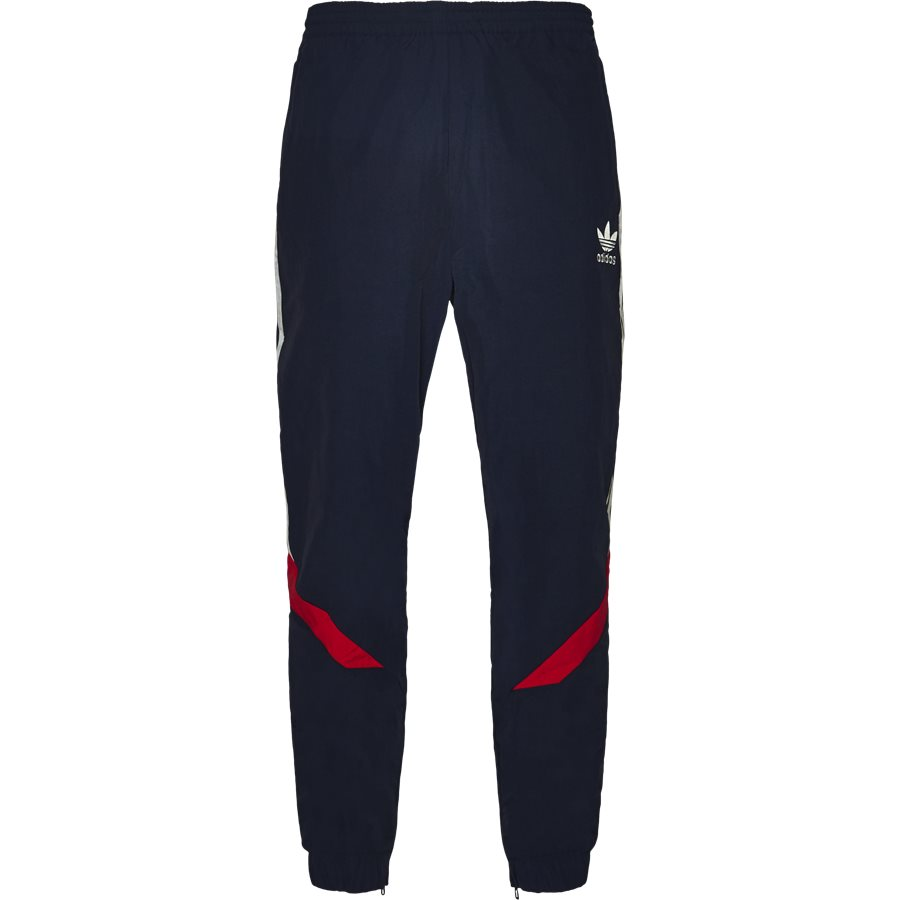SPORTIVE TRACKPANT EJ0952 - Sportive Track Pant - Bukser - Tapered fit - NAVY - 1