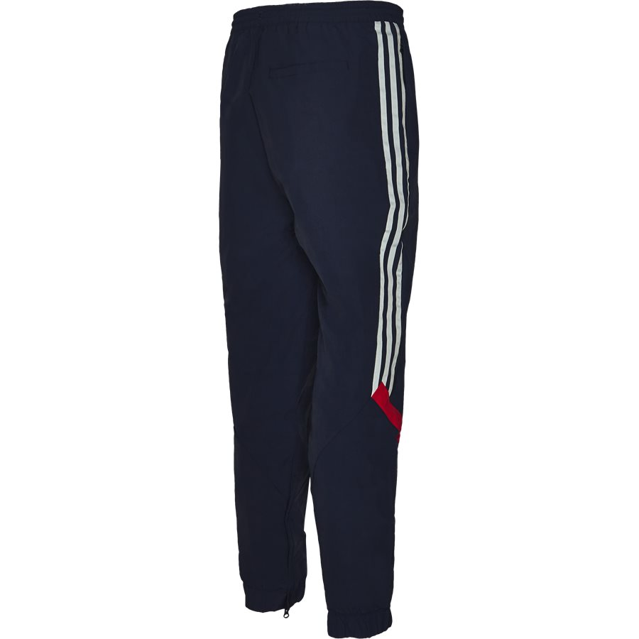 SPORTIVE TRACKPANT EJ0952 - Sportive Track Pant - Bukser - Tapered fit - NAVY - 3