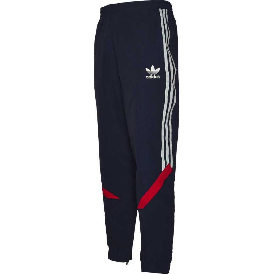 SPORTIVE TRACKPANT EJ0952 - Sportive Track Pant - Bukser - Tapered fit - NAVY - 4