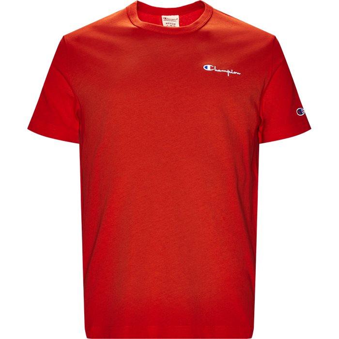211985 T-shirt - T-shirts - Regular - Orange