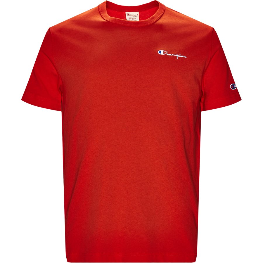 211985 - 211985 T-shirt - T-shirts - Regular - ORANGE - 1
