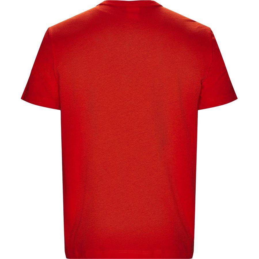211985 - 211985 T-shirt - T-shirts - Regular - ORANGE - 2