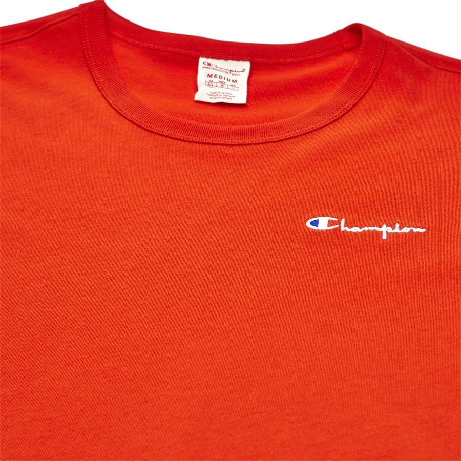 211985 - 211985 T-shirt - T-shirts - Regular - ORANGE - 3
