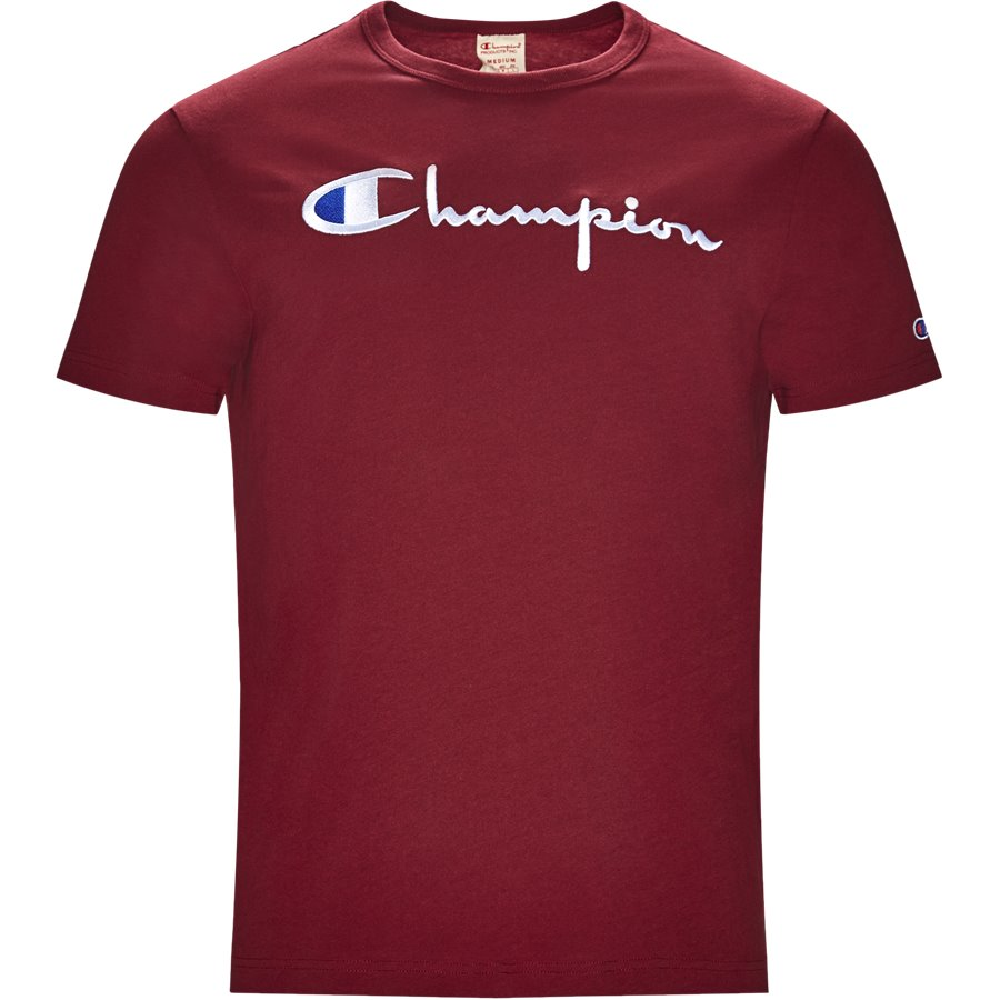 210972 - 210972 - T-shirts - Regular - BORDEAUX - 1