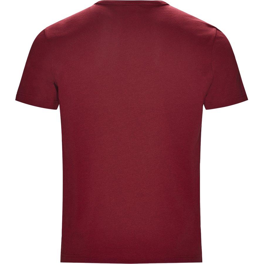 210972 - 210972 - T-shirts - Regular - BORDEAUX - 2