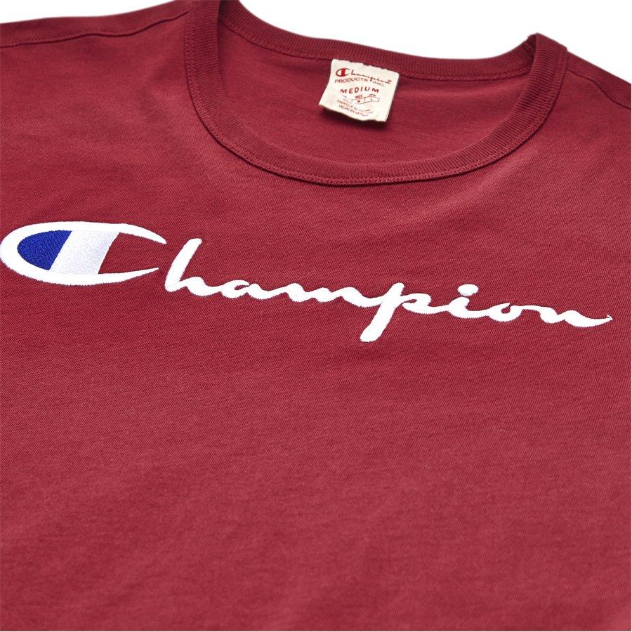 210972 - 210972 - T-shirts - Regular - BORDEAUX - 3