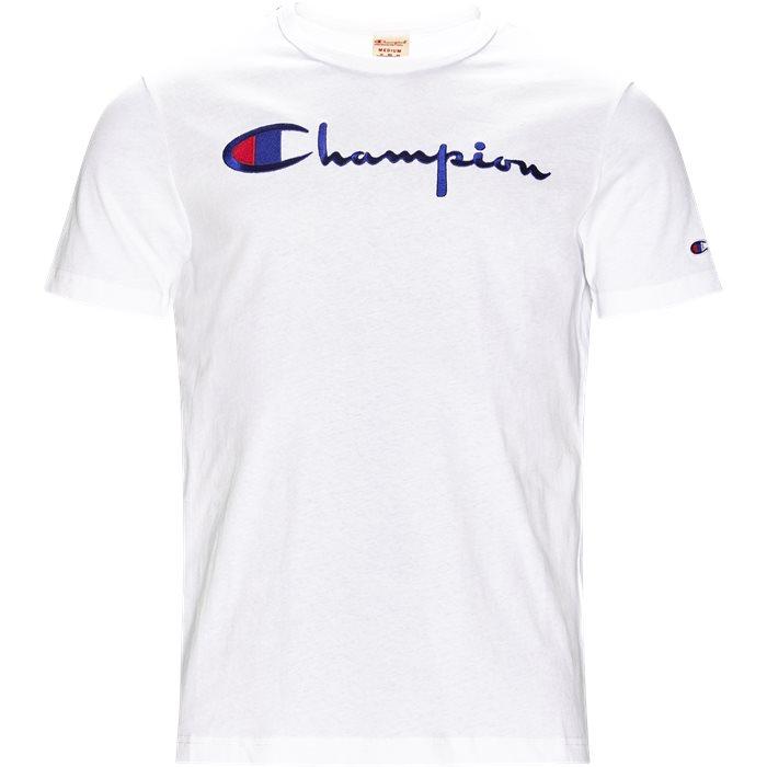 210972 - T-shirts - Regular - Hvid