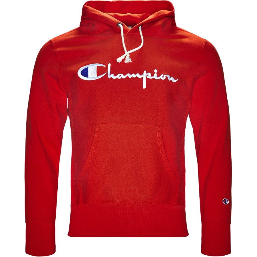 212574 - 212574 - Sweatshirts - Regular - ORANGE - 1