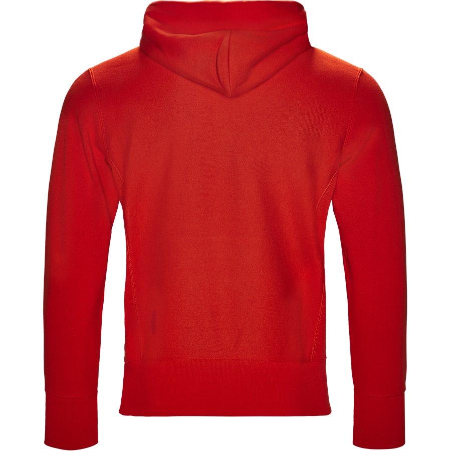 212574 - 212574 - Sweatshirts - Regular - ORANGE - 2