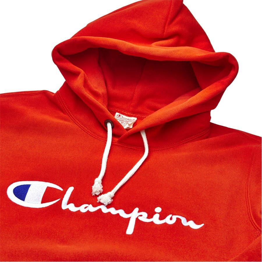 212574 - 212574 - Sweatshirts - Regular - ORANGE - 3
