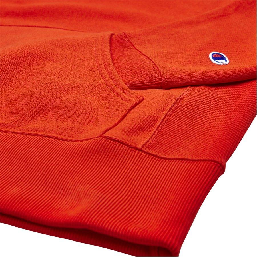 212574 - 212574 - Sweatshirts - Regular - ORANGE - 4