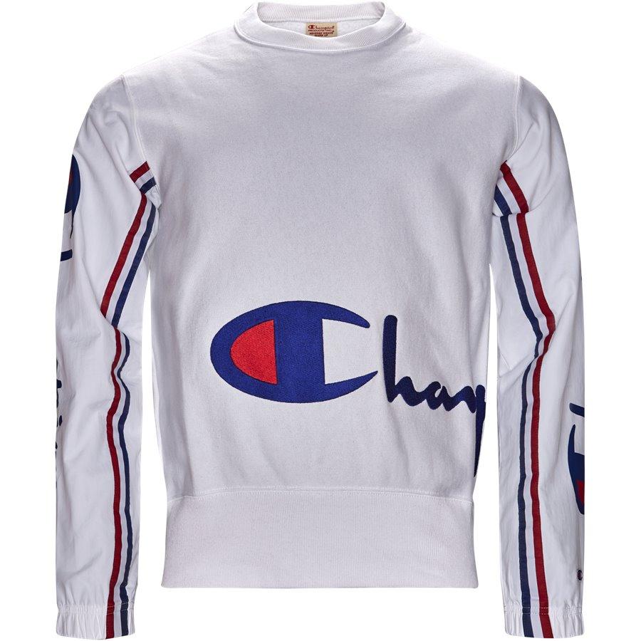 212374 - 212374 Sweatshirt - Sweatshirts - Regular - HVID - 1