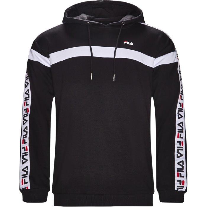 Robben Sweatshirt - Sweatshirts - Regular - Sort