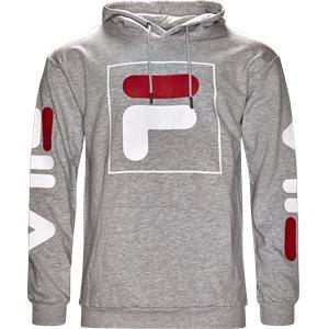 Total Hood 2.0 Sweatshirt Regular | Total Hood 2.0 Sweatshirt | Grå