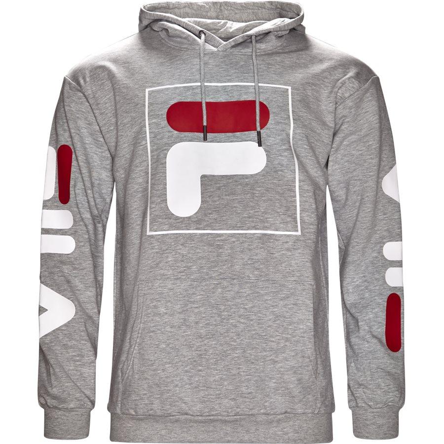 TOTAL HOOD 2.0 682355 - Total Hood 2.0 Sweatshirt - Sweatshirts - Regular - GRÅ - 1
