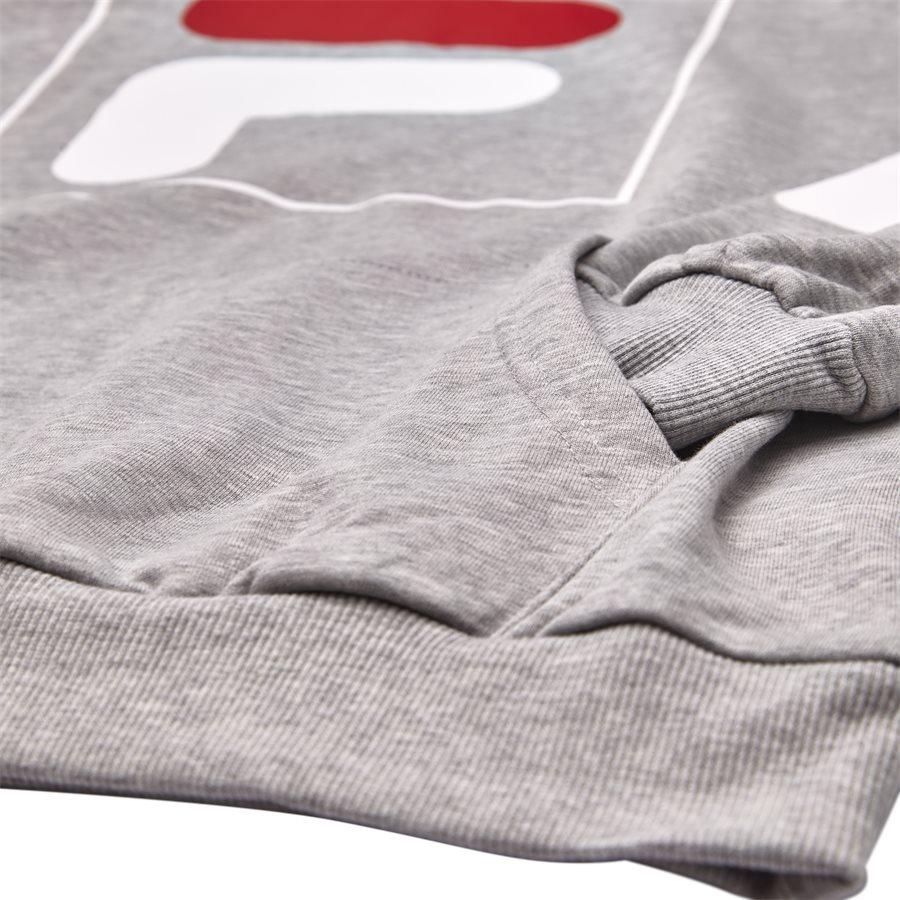 TOTAL HOOD 2.0 682355 - Total Hood 2.0 Sweatshirt - Sweatshirts - Regular - GRÅ - 4