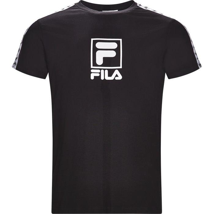 Rais - T-shirts - Regular - Sort