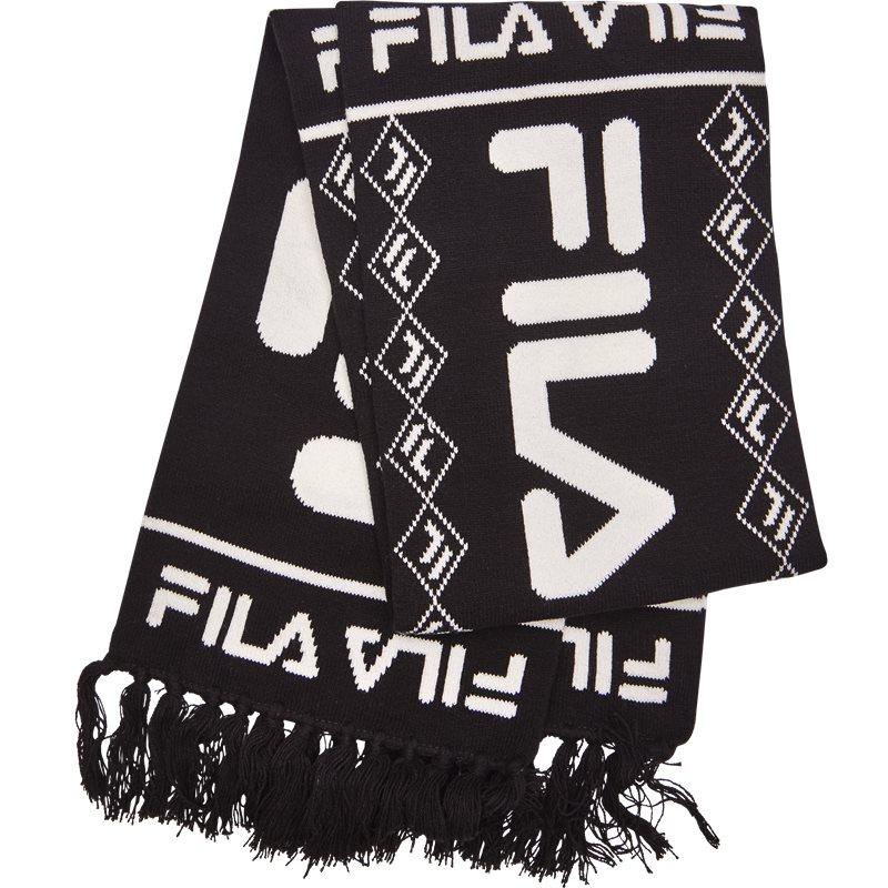 fila Fila f-box scarf sort fra quint.dk