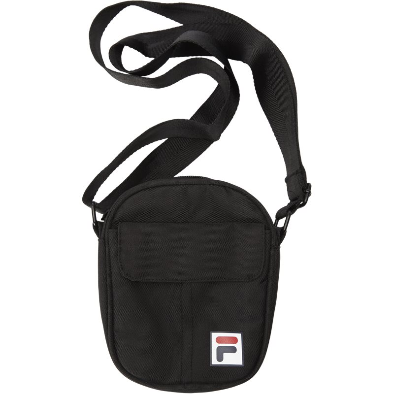 fila – Fila pusher bag 2 milan sort på quint.dk